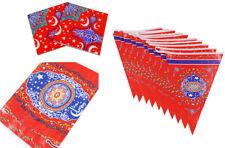 Arabesque Moon Design Eid or Ramadan Party Decorations