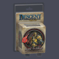 Descent 2nd Edition Board Game - Alric Farrow - Lieutenant Pack