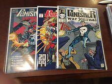 Punisher War Journal #1Jim Lee Plus Punisher 2099 & Armory! Daredevil!