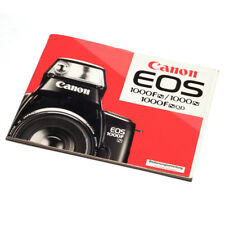 Canon EOS 1000 FN manuale d'uso