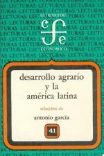 Desarrollo agrario y la América Latina (El Trimestre economico)-ExLibrary