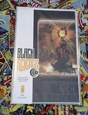 BLACK SCIENCE #3  2ND PRINT  SCALERA COVER (JAN, 2014)  IMAGE  RICK REMENDER
