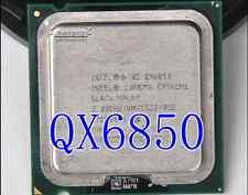 Intel Core 2 Extreme QX6850 3 GHz 8M 1333 Quad-Core Sockel 775 Prozessor