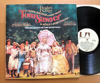 Tom Sawyer Musical Adaption OST John Williams 1973 EXCELLENT Gatefold UAS 29469
