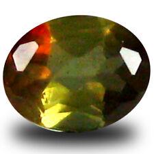 0.39 ct Oval Shape (5 x 4 mm) Brazilian Brownish Orange Andalusite Gemstone