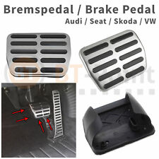 Freno de acero inoxidable Sport vw golf 5 6 GTI r20 r32 plus dsg Scirocco! frena pedal