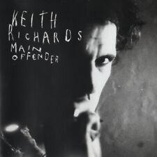 Main Offender - Keith Richards (2019, CD NIEUW)