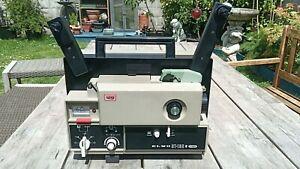 Elmo ST-180 Super 8 Sound Film Projector LOOK