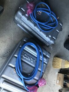 AMEK 24 ch audio snakes 20ft X 2 With EDACs On One End Ampex DAW Patchbay
