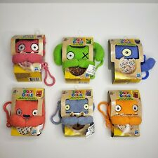 Hasbro Ugly Dolls To Go Plush Keychain Set of 6 Complete