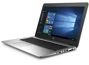 HP Elitebook 850 G3 Core i7 6600U 16GB 512GB NVMe SSD USB-C W10P 15.6inch Laptop