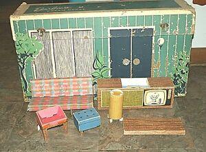 Vintage Barbie Dream House Cardboard For Sale In Stock Ebay
