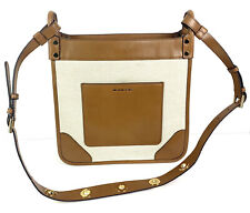 Michael Kors Handbag Sullivan Messenger Bag North South Natural Brand New