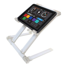 Odessey Lstand360 ultra folding laptop stand in white