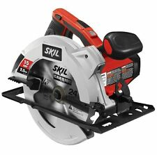 Skill Circular Saw with Laser Guide 15-Amp Electric 7 1-4 inch Blades Skill Saw