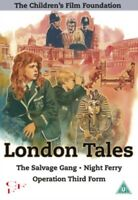 Nuovo The Bambini Film Foundation Collection - Londra Tales DVD