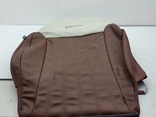 FIAT 500 PASSENGER SEAT COVER RIGHT SIDE