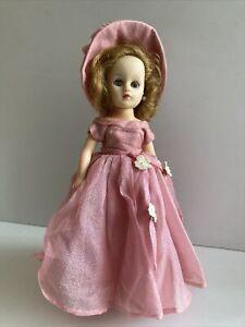 "Vintage Marked 10-1/2"" Miss Nancy Ann Doll"