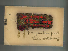 1916 Berlin Germany postcard Cover to Baldwin Kansas USA