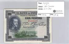 BILLET ESPAGNE - 100 PESETAS - 1-7-1925