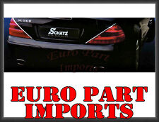 Mercedes-Benz 03-11 R230 SL550/500/600/ 55/65 AMG Rear Tail Light Chrome Strips