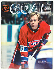 (#758) Guy Lafleur on the cover of Goal Magazine 1980