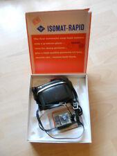 Fotoapparat AGFA Isomat-Rapid komplett im Originalkarton