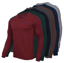 Polo Ralph Lauren Mens Long Sleeve Crew Neck T-Shirt NWT