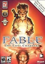 Fable: The Lost Chapters (PC, 2005) No box!