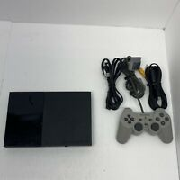 Sony PS2 Slim Video Game System OEM For Parts Repair Console Playstation-2 Mini