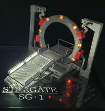 Stargate SG1 - Gate Room Diorama Model Prop Atlantis PRO BUILT AND LIGHTING