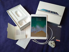 Apple iPad Mini 2 Retina Display, 16 Go, WIFI, Gris sidéral, A1489 + Box Bundle