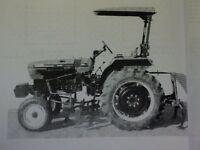 Case-IH International Harvester Farmall 265 Offset 1 Row Cultivator Parts Manual