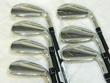 New Taylormade Rocketbladez HP Iron set 4-PW Graphite Regular flex Irons