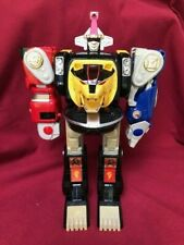 Vintage 1995 Power Rangers Season 3 ULTRAZORD complete with the 5 Figures