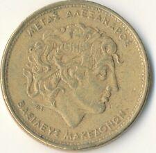 Coin / Greece / 100 Drachma 1990     #WT9211