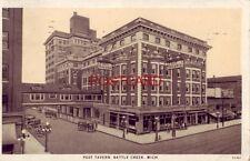 1932 POST TAVERN, BATTLE CREEK, MI.