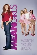 MEAN GIRLS - MOVIE POSTER - 24x36 - 5665
