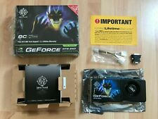 BFG NVIDIA GeForce GTS 250 1GB GDDR3 (BFGRGTS2501024OCE)