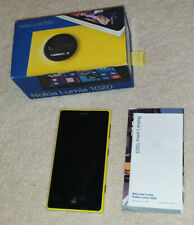 NOKIA LUMIA 1020 YELLOW MOBILE 32GB WINDOWS SMART PHONE