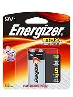 Energizer MAX 9V Alkaline Batteries, 1-Count