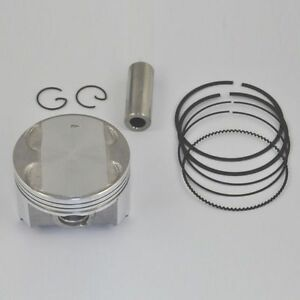 Piston Kit Set For Suzuki AN250 1998-06 DR250 1990-1995 Oversize Bore Size 74mm