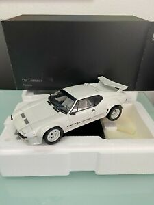 De Tomaso Pantera GTS weiss limited in 1:18