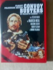CONVOY BUSTERS DVD 2 DISC  MAURIZIO MERLI  ENGLISH LANGUAGE AVAILABLE NEW ORIG.