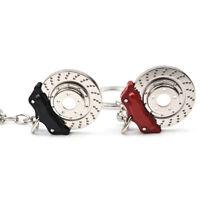 Creative Car Truck Brake Auto Parts Keyring Keychain Key Chain Ring Metal Gift