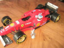 1:8 Ferrari F310 Schumacher 1996 PROMO Minichamps Nr.71/196 w. Helmet & Horse