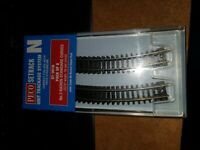 Free 1st Class Post PECO SL-336-2 x Track Laying 6ft Way Gauge /'N Gauge/' New