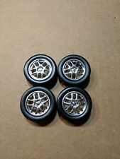 REVELL 07 SHELBY TIRES AND WHEELS