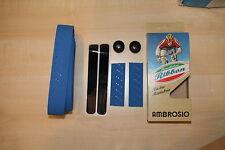 Ambrosio Lenkerband Summer Cork Retrostyle - blau