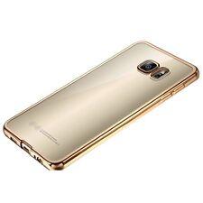 PREMIUM Housse TPU doré pour Samsung Galaxy A5 2016 A510F COUVERTURE DE POCHE